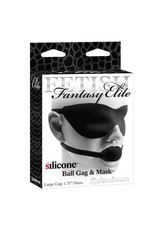 Fetish Fantasy Elite Mouth Gag & Mask