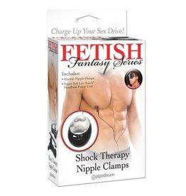 Fetish Fantasy Shock Therapy Nippelklammern