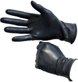 Mister B Rubber Handschuhe Black