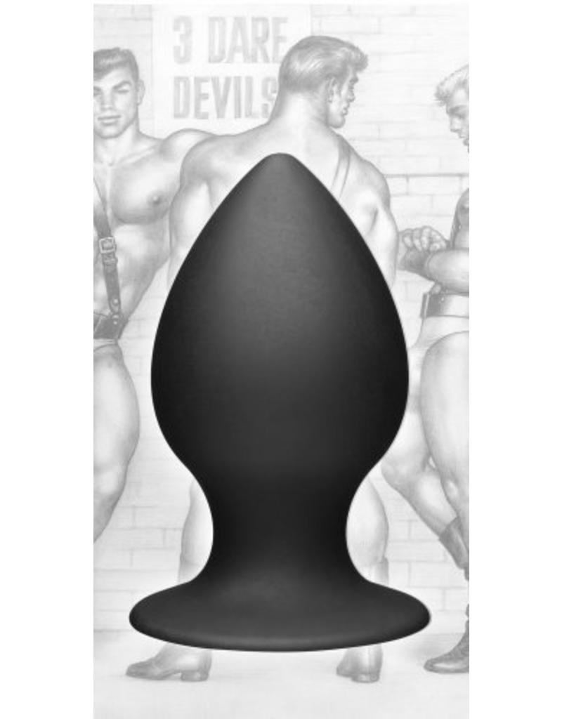 Tom of Finland Tom of Finland Silicone Anal Plug -Large