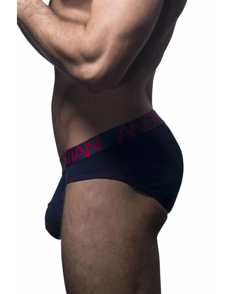 Andrew Christian Andrew Christian Happy Brief navy