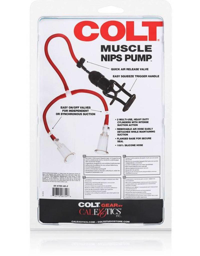 COLT Muscle Nips Pump Brustwarzensauger