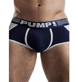 PUMP! PUMP! Access Trunk navy