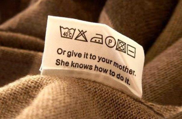 Wollen kleding wassen 6 tips; een kind kan de wolwas doen
