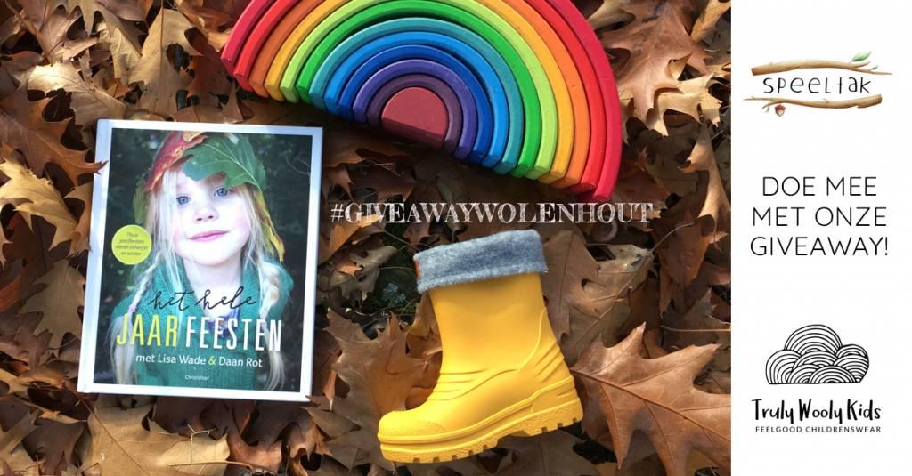 WINACTIE: giveaway Speeltak + Truly Wooly Kids