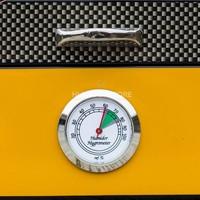 Humidor Cuban Yellow