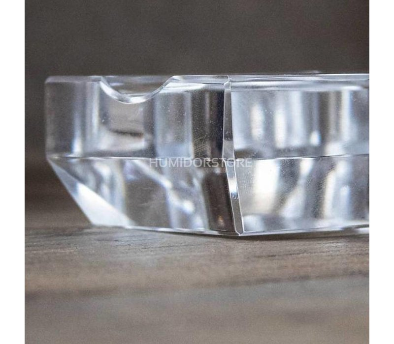 Cigar ashtray Crystal