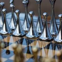 Humidor The King chess board