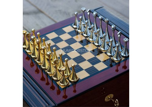 Humidor The King chess board