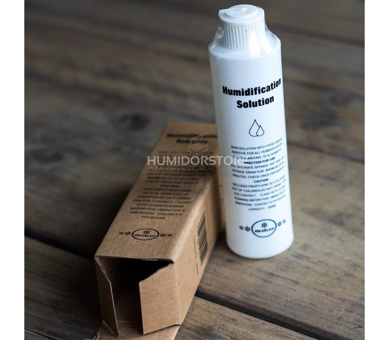 Humidifier solution Sikarlan