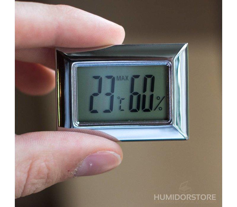 Digital humidor thermometer hygrometer