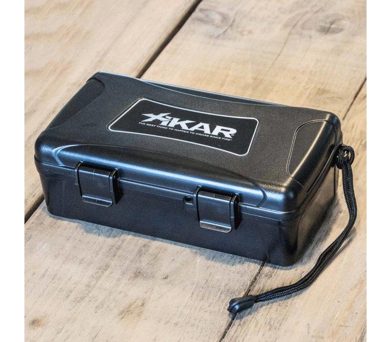 Xikar travel humidor - 10 cigars