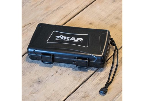 Xikar travel humidor - 5 cigars