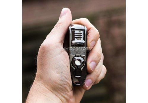The Master Lighter cigar lighter Incl. cigar drill