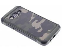 Grüne Camouflage Hardcase-Hülle für Samsung Galaxy J5