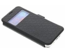 Schwarze Rauten-Hülle für Samsung Galaxy S5 Mini