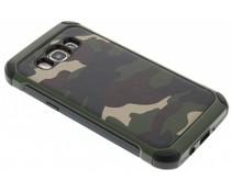 Grüne Camouflage Hardcase-Hülle für Samsung Galaxy J5 (2016)