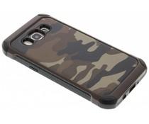 Braune Camouflage Hardcase-Hülle für Samsung Galaxy J5 (2016)