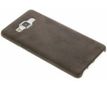 Braunes TPU Leather Case für Samsung Galaxy A5