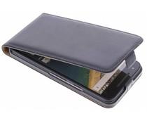 Schwarzes Luxus Flipcase für LG Nexus 5X