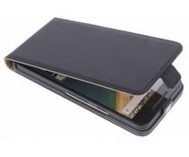 Selencia Luxus Flipcase für LG Nexus 5X - Schwarz