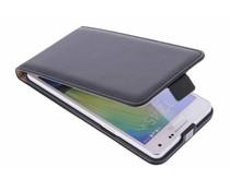 Selencia Luxus Flipcase für Samsung Galaxy A5 - Schwarz