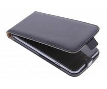 Selencia Luxus Flipcase für iPhone 6/6s - Schwarz