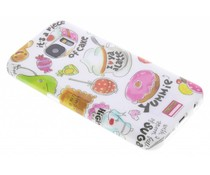 Blond Amsterdam A Piece Of Cake Softcase für Samsung Galaxy S7