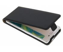 Selencia Luxus Flipcase für Sony Xperia X - Schwarz