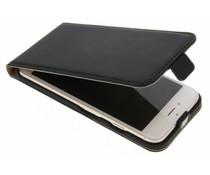 Selencia Luxus Flipcase für iPhone 8 / 7 - Schwarz