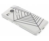Halloween Design Spinnennetz TPU Hülle für LG Nexus 5X