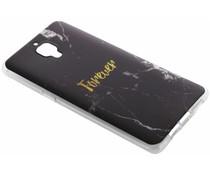 BFF Black Marble Love TPU Hülle für OnePlus 3/3T