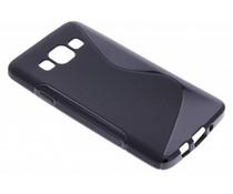 Schwarze S-Line TPU Hülle für Samsung Galaxy A3