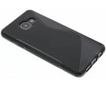 Schwarze S-Line TPU Hülle für Samsung Galaxy A3 (2016)