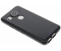 Schwarzes Gel Case für LG Nexus 5X