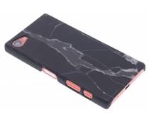 Glow in the dark Marmor Look Hardcase Hülle für Sony Xperia Z5 Compact