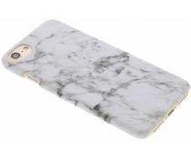 Weiße Marmor Look Hardcase Hülle für iPhone 8 / 7