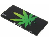 Pflanzen-Design Hardcase Hülle für Sony Xperia XA