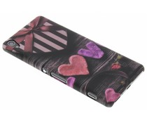 Love-Design Hardcase-Hülle für Sony Xperia XA