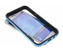 Blaue Bumper Hülle für Samsung Galaxy J5
