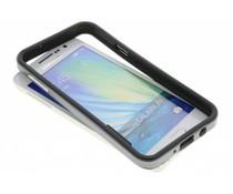 Graue Bumper Hülle für Samsung Galaxy A3