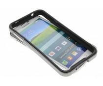 Graue Bumper Hülle für Samsung Galaxy S5 (Plus)/Neo