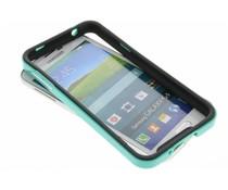 Grüne Bumper Hülle für Samsung Galaxy S5 (Plus)/Neo