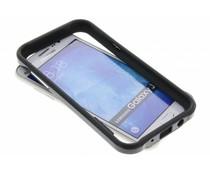 Schwarze Bumper Hülle für Samsung Galaxy J5