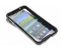 Schwarze Bumper Hülle für Samsung Galaxy S5 (Plus)/Neo