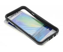 Schwarze Bumper Hülle für Samsung Galaxy A3