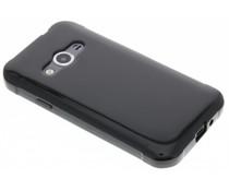 Schwarzes Gel Case für Samsung Galaxy Xcover 3