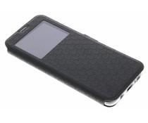 Schwarze Rauten-Hülle für Samsung Galaxy S8