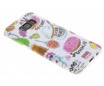 Blond Amsterdam Piece of cake Softcase für Samsung Galaxy S8