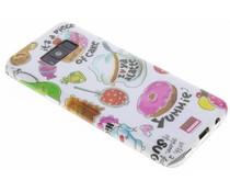 Blond Amsterdam Piece of cake Softcase für Samsung Galaxy S8 Plus